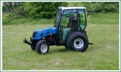 BCS - traktory komunalne jedno i dwuosiowe z