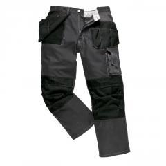 Spodnie Arizona, czarne