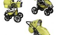 Wózki dziecięce V-cross