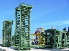 Automatyczne linie produkcyjne prefabrykatów
