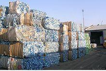 Recyklat - płatki PET
