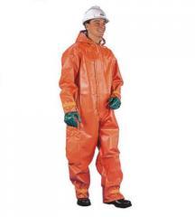 Lekkie Ubranie Przeciwchemiczne - Plastiklos