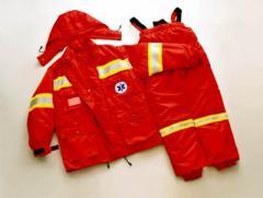 Ubranie ocieplane dla Służb Medycznych