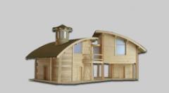 Domy z bala klejonego