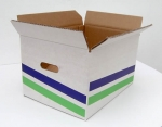 Cardboard package