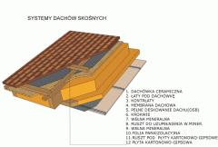 Systemy dachów skośnych