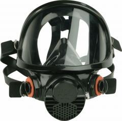 Maska pełnotwarzowa 3M serii 6000, całotwarzowa,