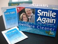 Denture care products