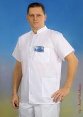 Marynarka męska biała