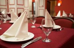 Tablecloths for restaurants