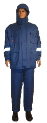 Ubranie niepalne ciepłochronne NSI 111 Kat. II.