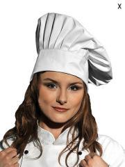 Czapka kucharska CHEF'S