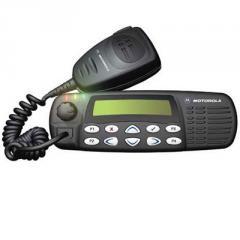 Radiotelefony GM360.