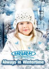 Zimowe czapki dla dzieci i niemowląt