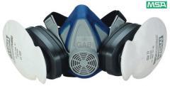 Kompletna maska przeciwgazowa z pochłaniaczem Abek