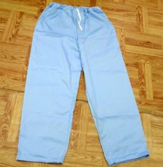 Ubranie robocze – typ pharma System HACCAP