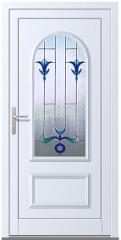 Overhead panels for doors