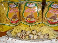 Makaron z mąki pszennej