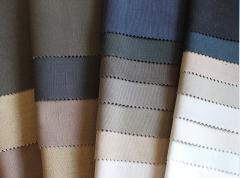 Tkaniny bawełniane spieralne