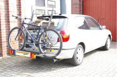 Bagażniki do samochodów osobowych.
