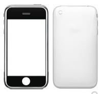 Obudowa di Iphone 3g biała