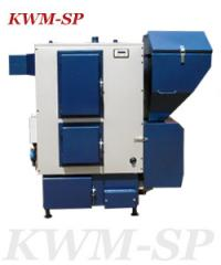 Kotły centralnego ogrzewania typu KWM - SP