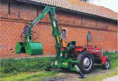 الآلات الزراعية