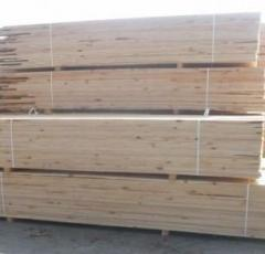 Preparations of a wood for europallets