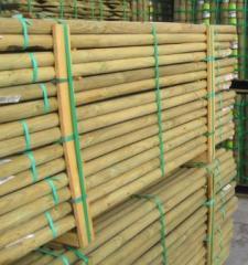 Akcesoria ogrodowe drewniane