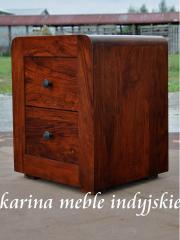 Meble kolonialne - szafka LD-441 brown