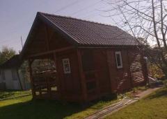 Domki ogrodowe