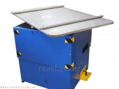 Pneumatyczny stół obrotowy Rexel ST-4 do klejenia