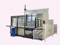 Machines and equipment for automated cutting of