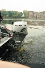 Silnik zaburtowy HONDA BF 30 LRTU