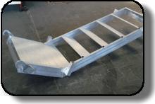 Schody aluminiowe