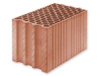 Cegła ceramicznaThermopor firmy Leier