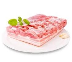 Pork breastbone