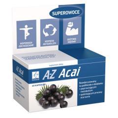 Suplement diety A-Z Acai