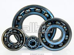 Ball bearings, roller bearings for agricultural