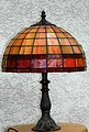 Lampa witrażowa Cocomo