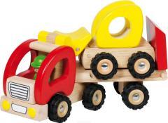 Zestaw pojazdów ciężarowych