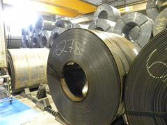Hot Rolled Coils and Sheets