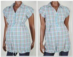 Wiosna/lato *ciążowa koszula firmy Qba