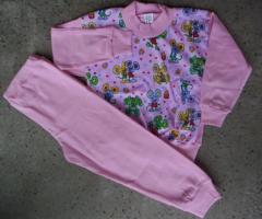 Piżama dziecięca dla dziewczynki
