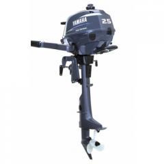 Silniki do łodzi Yamaha F2.5