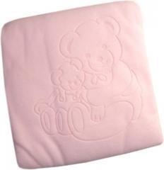 Różowy koc / kołderka do łóżeczka