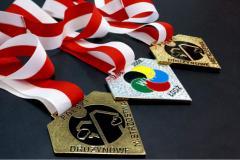 Medal karate - drużynowe mistrzostwa polski