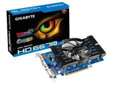 Karty graficzne Gigabyte Radeon HD6670 2GB