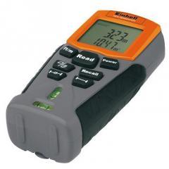 Dalmierz ultradźwiękowy Einhell z laserem NDM 15