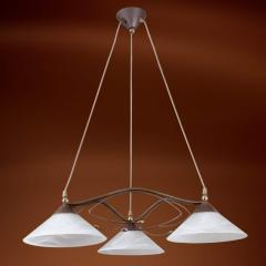 Lampy wiszące Arko 3 Brunitto